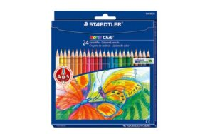STAEDTLER NORIS COLOURED PENCILS